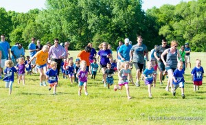 2014 YMCA Healthy Kids Day Run