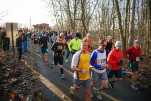2015 Solo Runners Start
