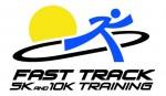KAR Fast Track 5k and 10k Logo