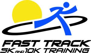 KAR Fast Track 5k and 10k Logo Print